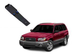 Acél differenciálmű-burkolat Subaru Forester 2,0, 2003-2008