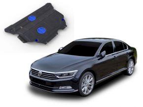 Acél motor- és sebváltóvédő-burkolat Volkswagen Passat (B8) FWD 1,4TSI; FWD 1,8TSI 2015-