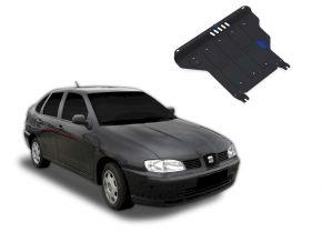 Acél motor- és sebváltóvédő-burkolat Seat Cordoba I MT 1,4; 1,6; 1,8 1993-2000