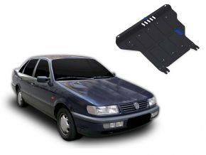 Acél motor- és sebváltóvédő-burkolat Volkswagen Passat MT 1,4; 1,6; 1,8; 2,0 1993-1997