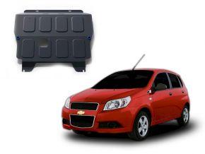 Acél motor- és sebváltóvédő-burkolat Chevrolet Aveo 1,2; 1,4 2008-2012