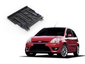 Acél motor- és sebváltóvédő-burkolat Ford Fiesta 1,3; 1,4; 1,6 2002-2008