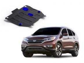 Acél motor- és sebváltóvédő-burkolat Honda CR-V 2,0 (csak afeltüntetett motorokhoz!) 2012-2016