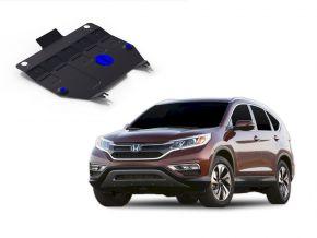 Acél motor- és sebváltóvédő-burkolat Honda CR-V 2,4 (csak afeltüntetett motorokhoz!) 2012-2016