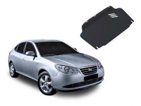 Acél motor- és sebváltóvédő-burkolat Hyundai Elantra 1,6; 2,0 2007-2011