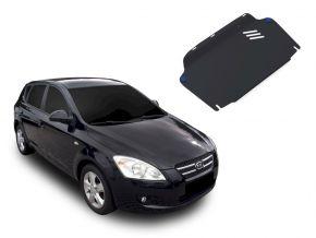 Acél motor- és sebváltóvédő-burkolat Kia Ceed / Ceed SW / Pro Ceed 1,4; 1,6; 2,0 2007-2012