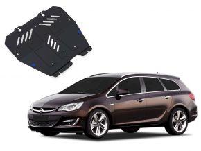 Acél motor- és sebváltóvédő-burkolat Opel Astra Family 1,4; 1,6; 1,8 2012-