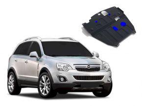 Acél motor- és sebváltóvédő-burkolat Opel Antara 2,2D; 2,4i; 3,0i 2012-2015