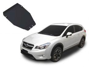 Acél motor- és sebváltóvédő-burkolat Subaru Impreza XV minden motorhoz illeszkedik 2010-2012