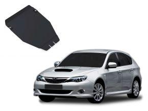 Acél motor- és sebváltóvédő-burkolat Subaru Impreza 1,5R; 2,0R; 2,5WRX; 2,5STI 2007-2011