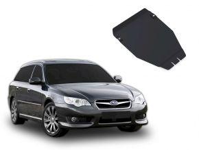 Acél motor- és sebváltóvédő-burkolat Subaru Legacy 2,0; 2,5; 3,0  2003-2009