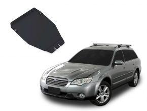 Acél motor- és sebváltóvédő-burkolat Subaru Outback 2,5; 3,0 2003-2009