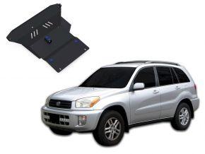 Acél motor- és sebváltóvédő-burkolat Toyota RAV4 1,8; 2,0 2000-2006