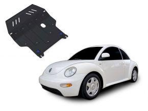Acél motor- és sebváltóvédő-burkolat Volkswagen New Beetle minden motorhoz illeszkedik 1998-2005