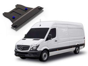 Acél sebváltóburkolat MERCEDES BENZ SPRINTER 2WD 311CDI; 2WD 315CDI; 2WD 515CDI (csak afeltüntetett motorokhoz!) 2013-