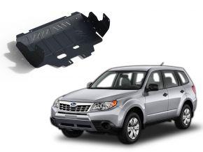 Acél motor- és hűtőburkolat Subaru Forester CVT 2,0; 2,5 2013-2016; 2016-2018