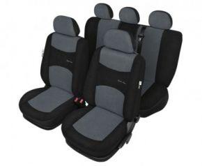 Autóhuzatok Fiat Idea Pólós védőhuzatok A SPORT LINE Autóhuzatok galambszürke - készlet