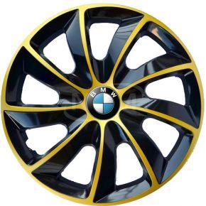 """Dísztárcsa BMW 14"""", STIG EXTRA arany  4db"""