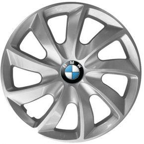 """Dísztárcsa BMW 16"""", STIG szürke lakkozott 4 db"""