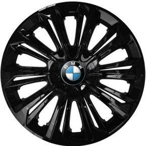 """Dísztárcsa BMW 15"""", STRONG fekete lakkozott 4 db"""