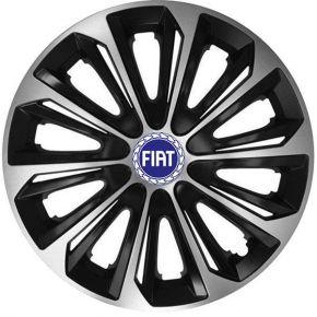 """Dísztárcsa FIAT BLUE 16"""", STRONG DUOCOLOR 4 db"""