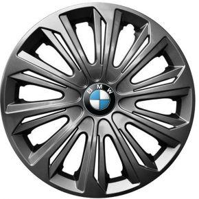 """Dísztárcsa BMW 15"""", STRONG grafit lakkozott 4 db"""