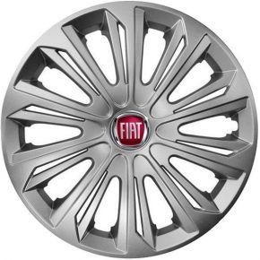 """Dísztárcsa FIAT 15"""", STRONG szürke 4 db"""