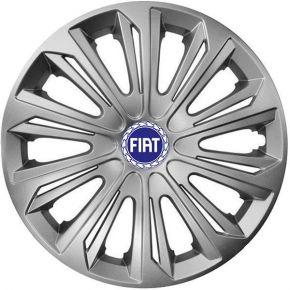 """Dísztárcsa FIAT BLUE 15"""", STRONG szürke 4 db"""