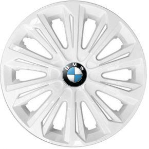 """Dísztárcsa BMW 15"""", STRONG fehér lakkozott 4 db"""