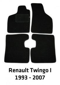 Autó velúr szövetszőnyeg, Renault Twingo I, 1993-2007