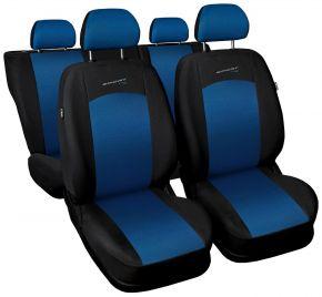 Univerzális üléshuzat SPORT LINE kék