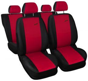 Univerzális üléshuzat XR piros