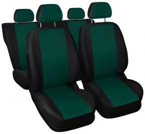 Univerzális üléshuzat XR zöld