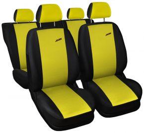 Univerzális üléshuzat XR sárga