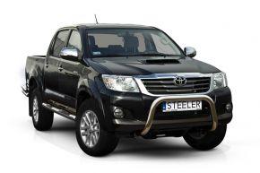Steeler gallytörő rács Toyota Hilux 2005-2011-2015 Modell U