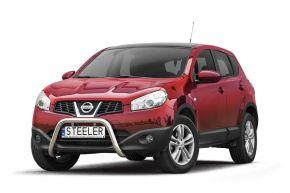 Steeler gallytörő rács Nissan Qashqai 2010-2013 Modell U