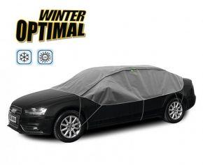 A KOCSI ABLAKAIRA ÉS TETEJÉRE VALÓ WINTER OPTIMAL VÉDŐHUZAT Lancia Lybra sedan, HOSSZA 280-310 cm