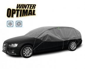 A KOCSI ABLAKAIRA ÉS TETEJÉRE VALÓ WINTER OPTIMAL VÉDŐHUZAT Jaguar X-type kombi, HOSSZA 295-320 cm