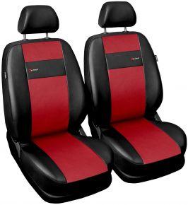 Univerzális üléshuzat X-Line piros