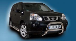 Steeler gallytörő rács Nissan X-Trail 2007-2010 Modell A