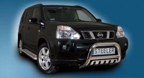 Steeler gallytörő rács Nissan X-Trail 2007-2010 Modell S