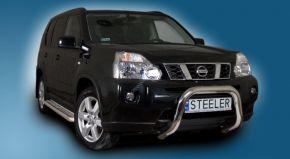 Steeler gallytörő rács Nissan X-Trail 2007-2010 Modell U