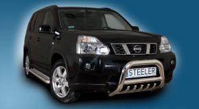 Steeler gallytörő rács Nissan X-Trail 2007-2010 Modell G