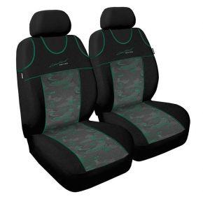 Üléshuzat Limited, zöld, első 2db